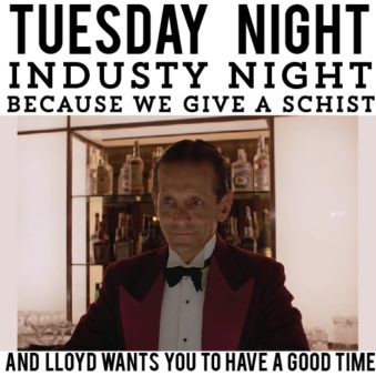 Industry Night!